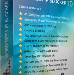 WordPress IP Blocker Pro 10